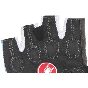 Castelli Dolcissima Gloves Women sky blue/white